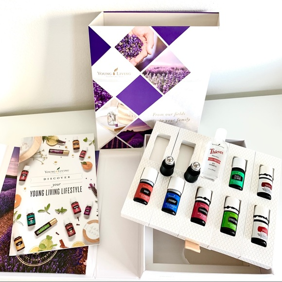 New! Young Living Essential Oils (bundle of 11)